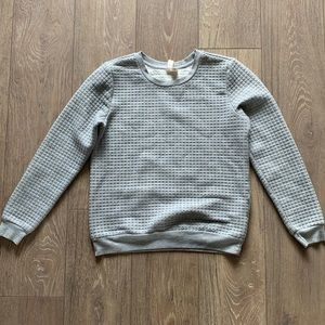 Forever 21 Textured Gray Sweater